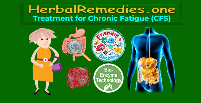 natural treatment for CFS